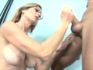 Зрелые Блондинки-Угон Петух