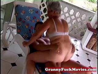 Открытый Трахать Бабушку