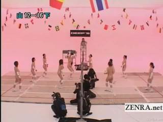 Субтитры Нудистский Японии Вакансии В Волейбол И Кончить Лица