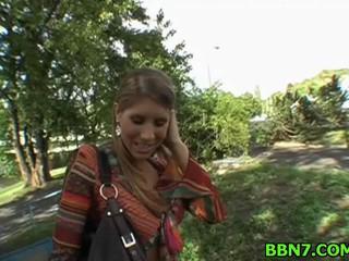 Великолепная Девочка Подросток Получает Пах Облизнула