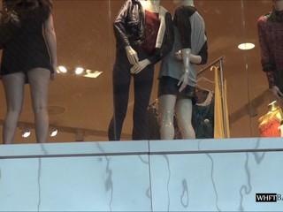 Мигает Внутри Занят Mall