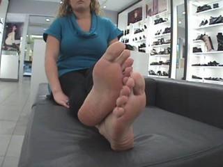 Большие Ноги Размер 11