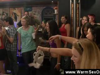 Подростки Попали В Бани На Stripclub