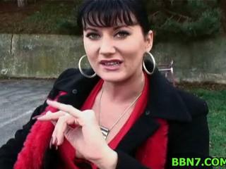 Sexy Teen Девушка Продолжает Стонать
