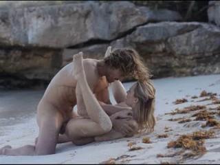 Изысканные Трахаться На Пляже В Искусстве Кино