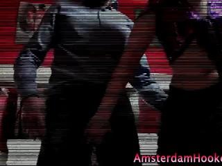 Любительские Голландский Настоящая Проститутка Получает Рот