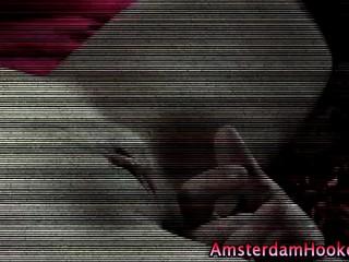 Противно Голландская Проститутка Трахает