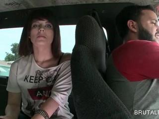 Подросток Сука Получает Говорил В Ебут В Автобусе