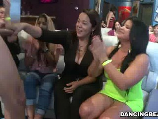 DancingBear - Выстрелы Спермы В Клубе