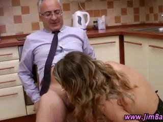 Школьница Блондинка Получает Seks