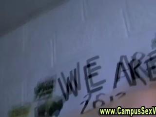 Колледж Настоящий Подросток Шлюха Трахаться И Сосать