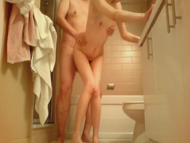 Любительский Секс В Ванной