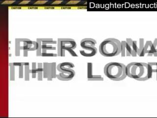 Дочь Рот И Жопу Уничтожения