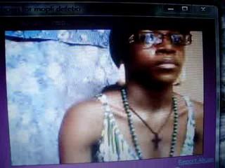 Надин Из Камеруна На Камеру