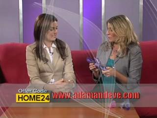 Адам И Ева ТВ Секс Игрушки рекламного ролика  Водонепроницаемая Vibe Бархат Угодника Обзор Продукта
