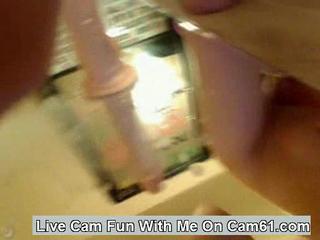 Пряный Cam Модель Игрушки Трахать