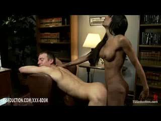 Черные Порно Трахать В Жопу Связанного Человека