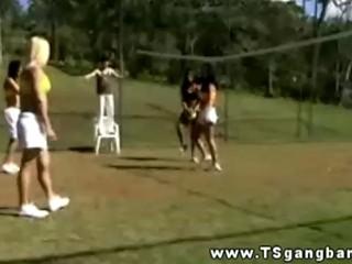 Два Волейбол Трио Не Согласен С Рефов Решение