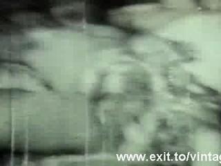 1928 Винтажные С Блондинкой Обман Менструации