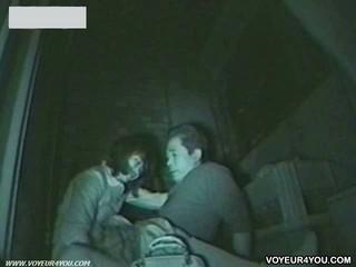 Открытый Темная Ночь Инфракрасная Камера