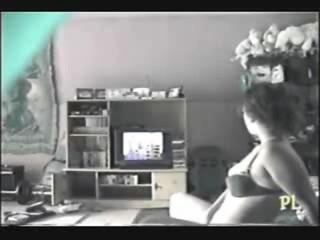 Мои Голые Сестра Одни Дома Пойманной Скрытой Камерой