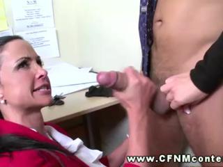 Cfnm Опыт Группового Секса В Офисе