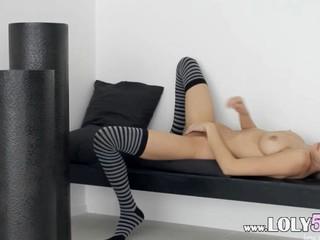Self Made Оргазмы Секс Гольфы