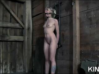 В Шоке Сука В Рабстве