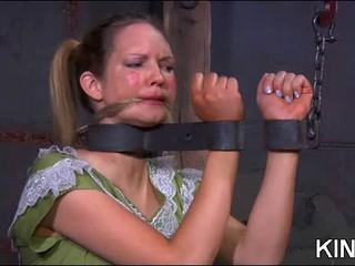 Кристалл Мороз Просто Вдохновляет Человека Схватить Веревку.