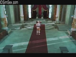 Король С Огромным Петух Получает Трахнуть Девушку
