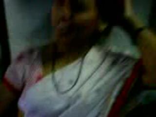 Сексуальный Southindian Тетенька Удалите Ее За Сари