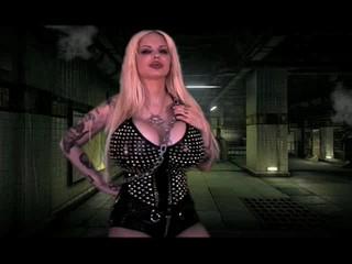 Sabrina Sabrok Группа Rebel Yell Видео Клип